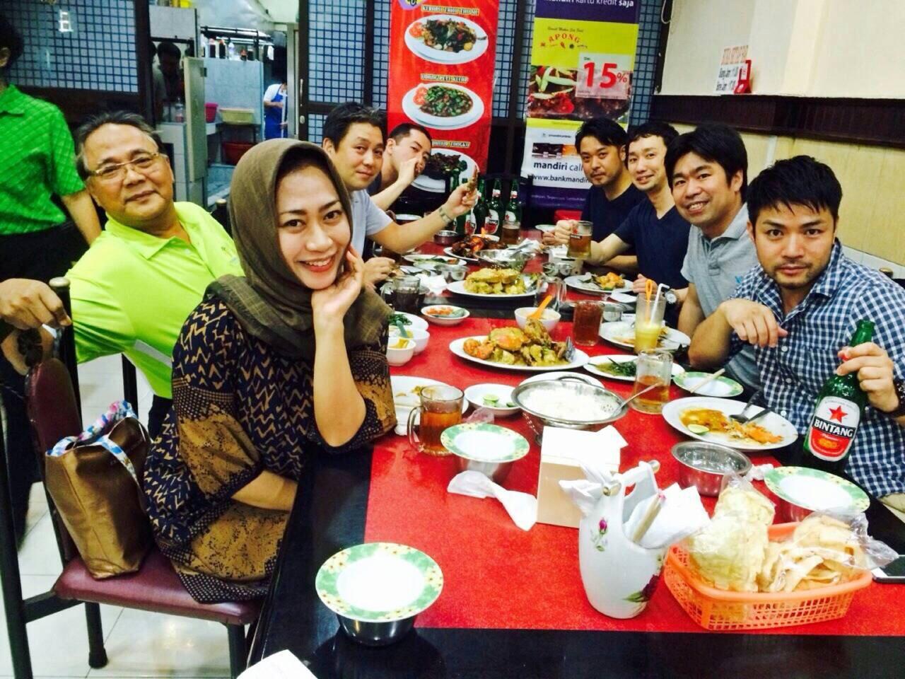 Makassar 2日目 って言うか料理 (笑)